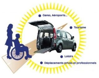 Accompagnements véhiculés pour personne à mobilité réduite